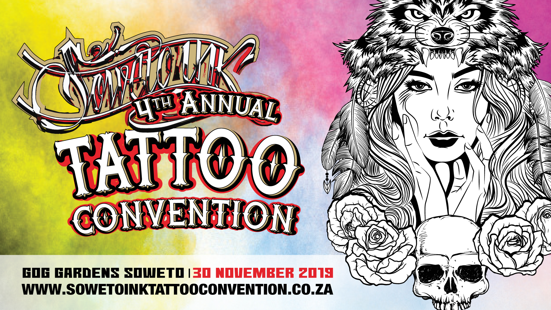 Soweto Ink Tattoo Convention Lifestyle Show 2019 Howler
